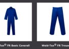 Weld Tex Antistatic Jackets
