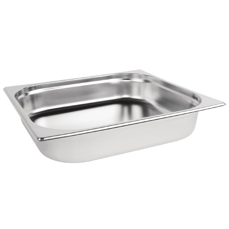 Stainless Steel Gastronorm Pans And Lids