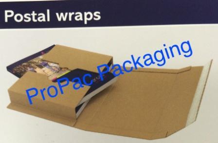 Postal Wraps