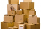 86 - Corrugated Boxes, Pallet boxes, and Archive Boxes, Delivery Trays