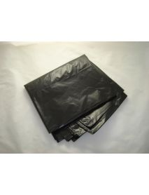 Black Heavy Duty Sack 10's (25mu) 450mm x 740mm x 840mm