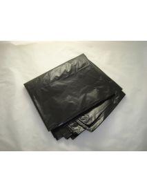 Jumbo Black Heavy Duty Sacks 50's (35mu) 725mm x 990mm