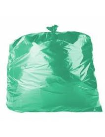 Green Coloured Bin Bags