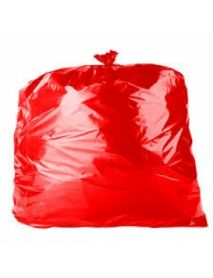 "39"" Red Coloured Bin Bags"