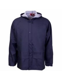 Storm- flex PU Jacket - Navy Blue
