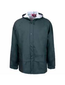 Storm-flex PU Jacket - Bottle Green