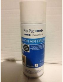 Air Freshener (Lemon) (1026) 400ml Aerosol