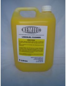 Lemon Floor Cleaner Gel ( 5 Ltr )