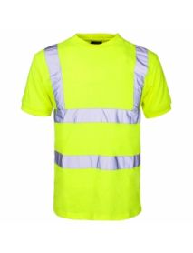 High Vis Yellow T-Shirt