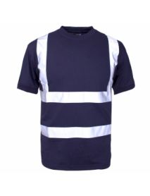 High Vis Blue T-Shirt