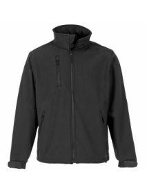 Verno Soft Shell Jacket - Black