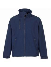 Verno Soft Shell Jacket - Navy Blue