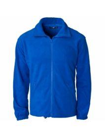 Bsic Fleece Jacket - Royal Blue