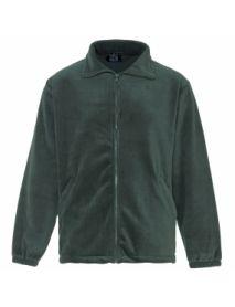 Basic Fleece Jacket - Green