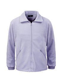 Basic Fleece Jacket - Heather Grey