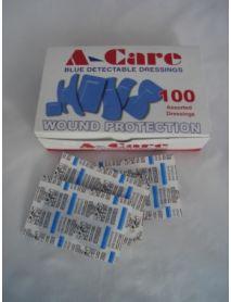 Blue Plaster Refill Kit (100)