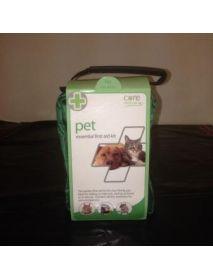 Pet First Aid Kit Bag