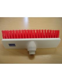 Broom Brush (Soft) (30cm) (Red)