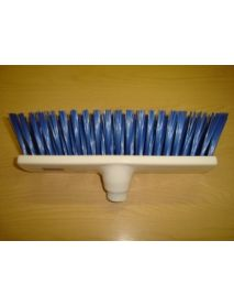 Broom Brush (Stiff) (30cm) (Blue)