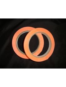 9mm Red PVC Tape