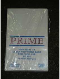 10 x15 Clear Poly Bag ( 100g )