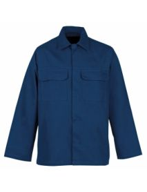 Weld-Tex FR Jacket - Navy Blue