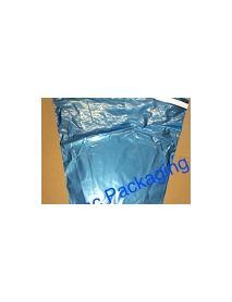 Blue LDPE Mailing Bags 483mm x 737mm x 40mm (60mu)