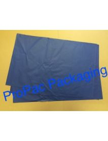 "Acid Free Coloured Tissue 18"" x 29"" (17 GSM) BLUE (Soft Feel)"