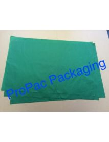 "Acid Free Coloured Tissue 18"" x 29"" (17 GSM) GREEN (Soft Feel)"