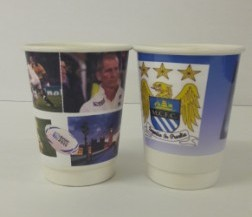 Printed cups - sport group