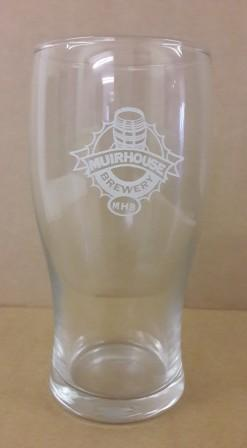 printed pint glass